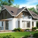 Как выбрать удачный проект двухэтажного дома площадью 100 кв. м?