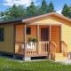 Обзор проектов небольших каркасных домов