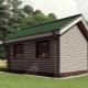 Особенности дачных домов размером 4 на 6 метров