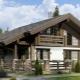 Особенности и проекты домов в стиле шале