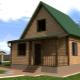 Проекты домов из бруса размером 6х6 метров