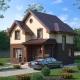 Проекты двухэтажных домов площадью 150 кв. м