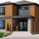 Проекты двухэтажных домов площадью 200 кв. м
