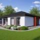 Проекты одноэтажных домов площадью 80 кв. м
