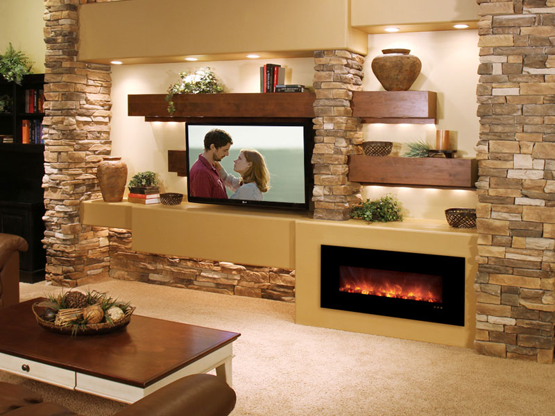 Камин дизайн в квартире