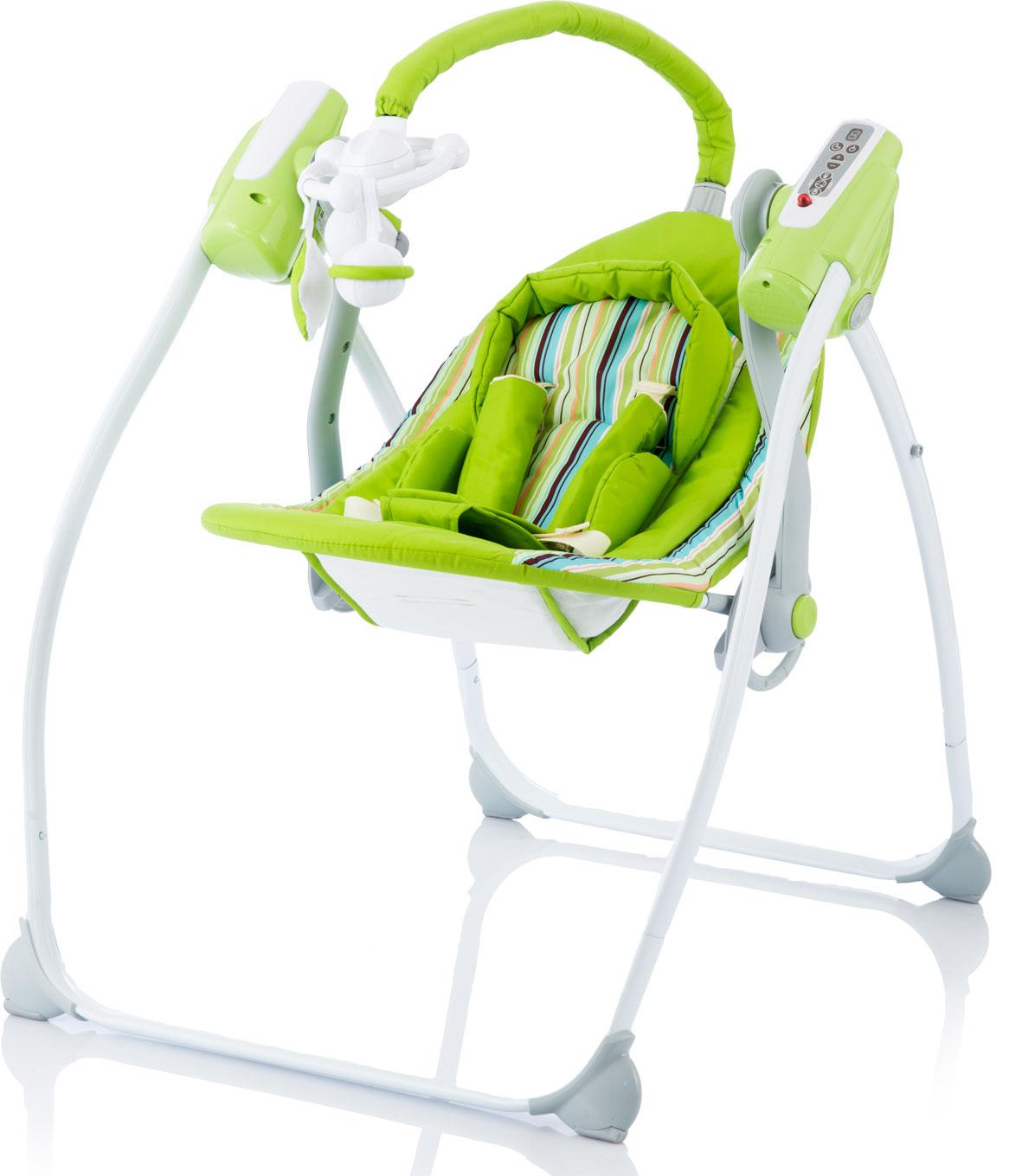 Детские качели Jetem Breeze: модели для новорожденных ...