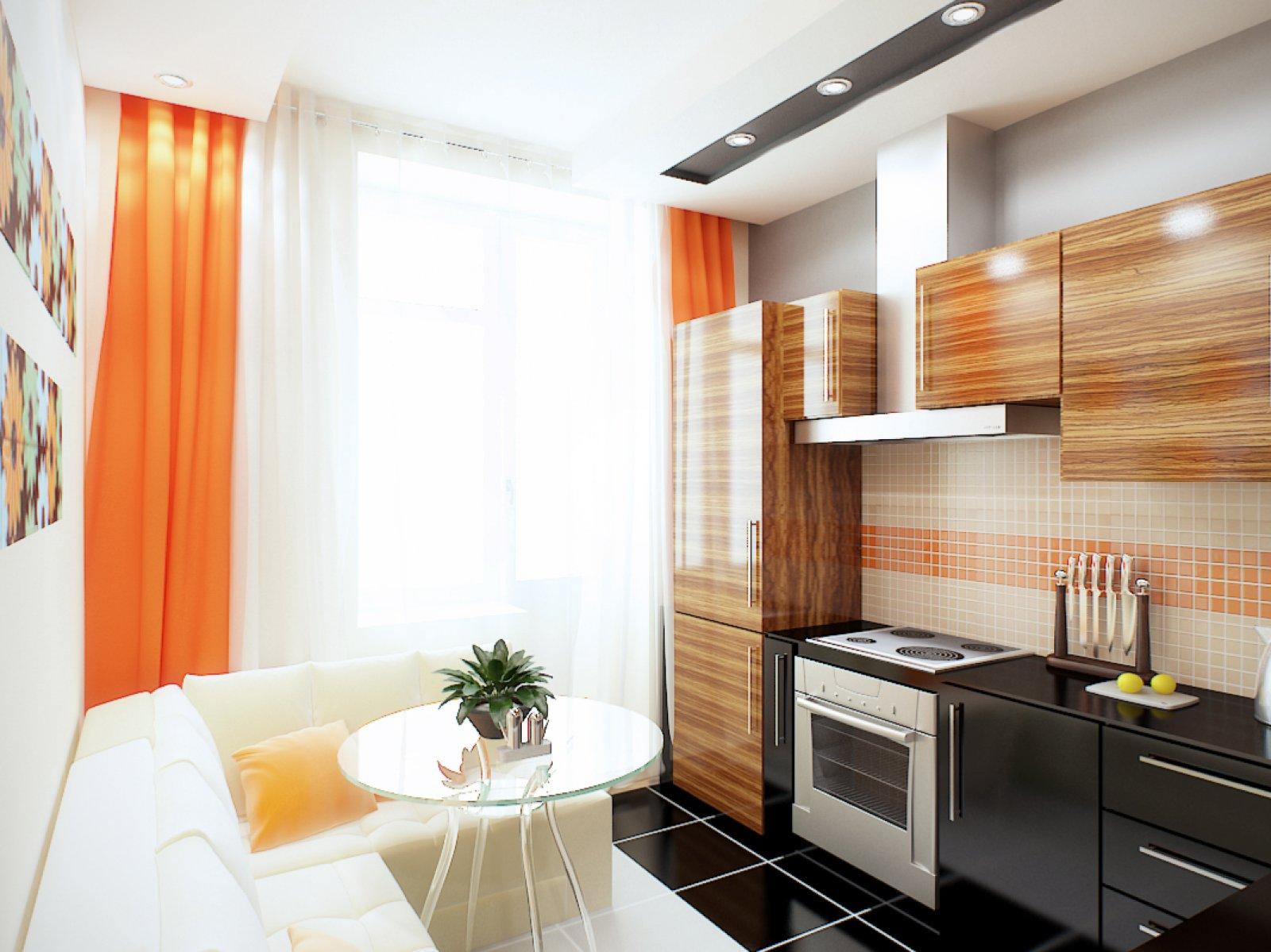 """Дизайн однокомнатной квартиры студии 65 кв метров """" улетный ."""
