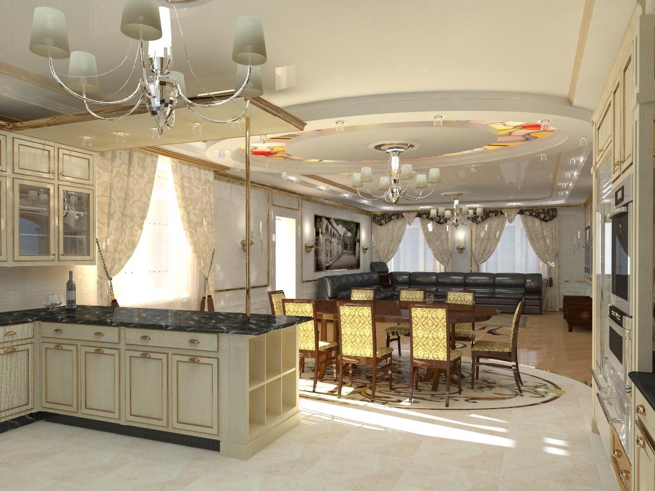 Ремонт столовой кухни