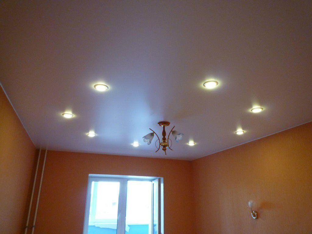 Как сделать потолок из гкл в один уровень