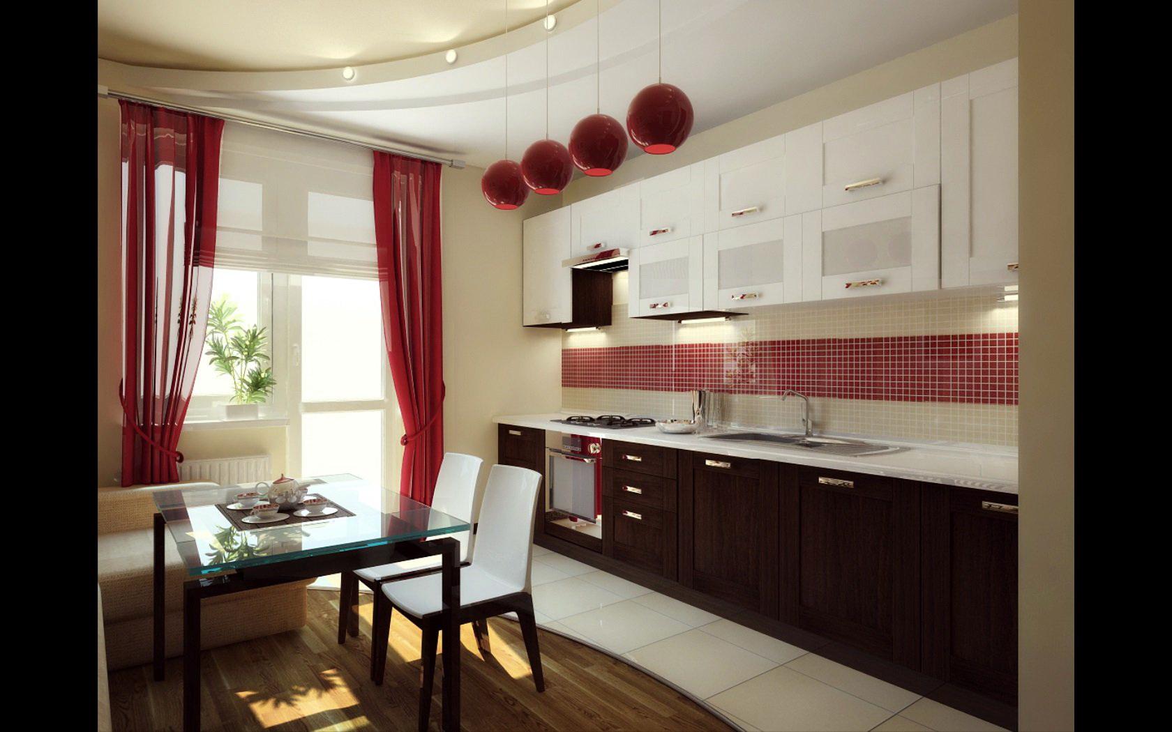 Дизайн интерьера кухни 12 кв.м: планировка, проектирование, .