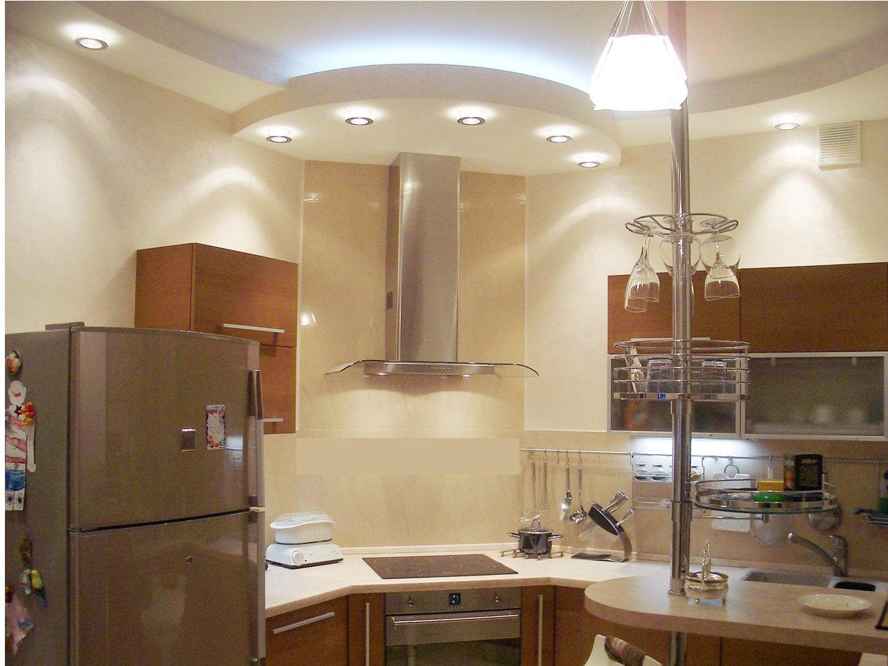Подвесные потолки для кухни: монтаж своими руками 96