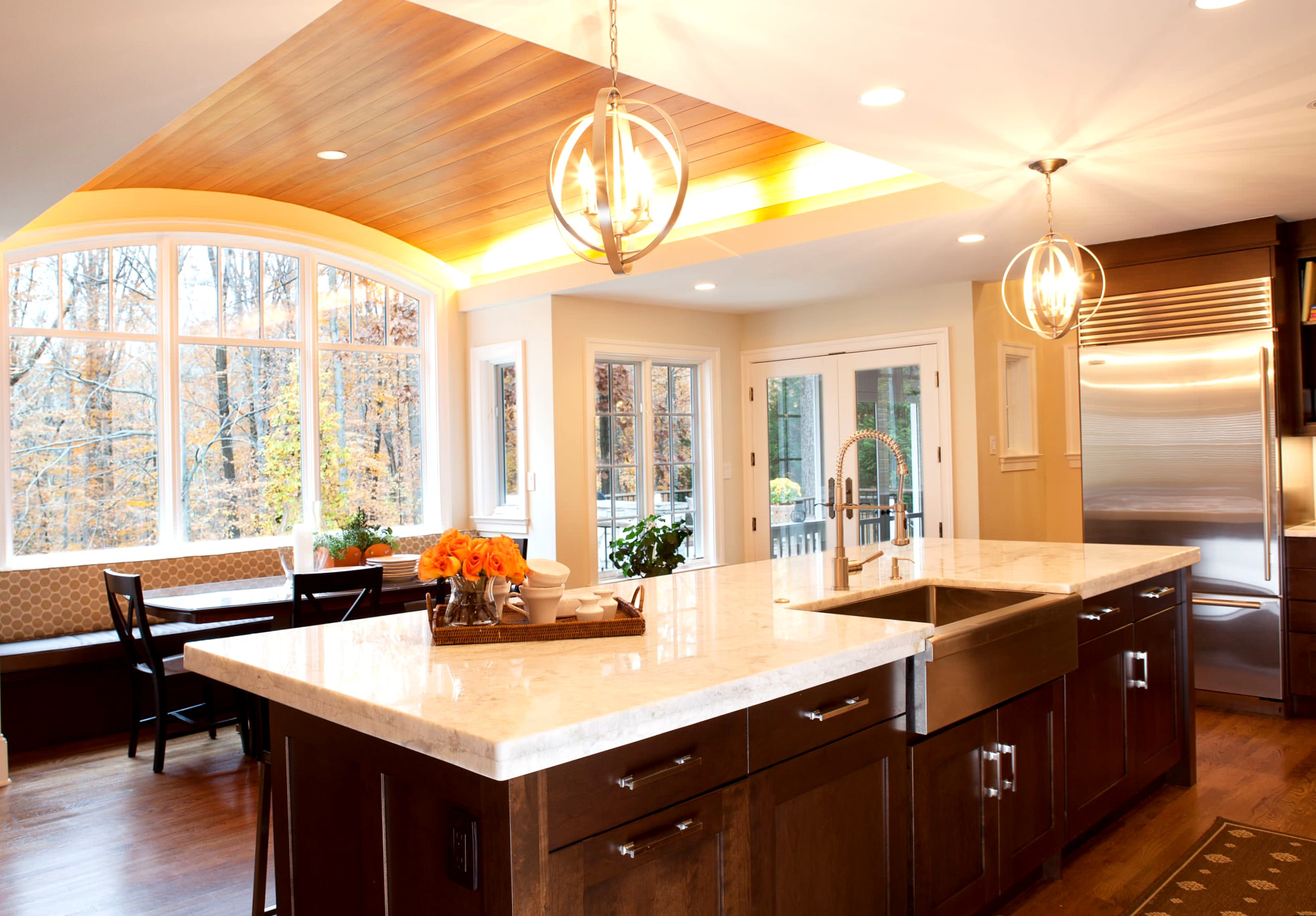 Cached Kitchen ceiling design photos