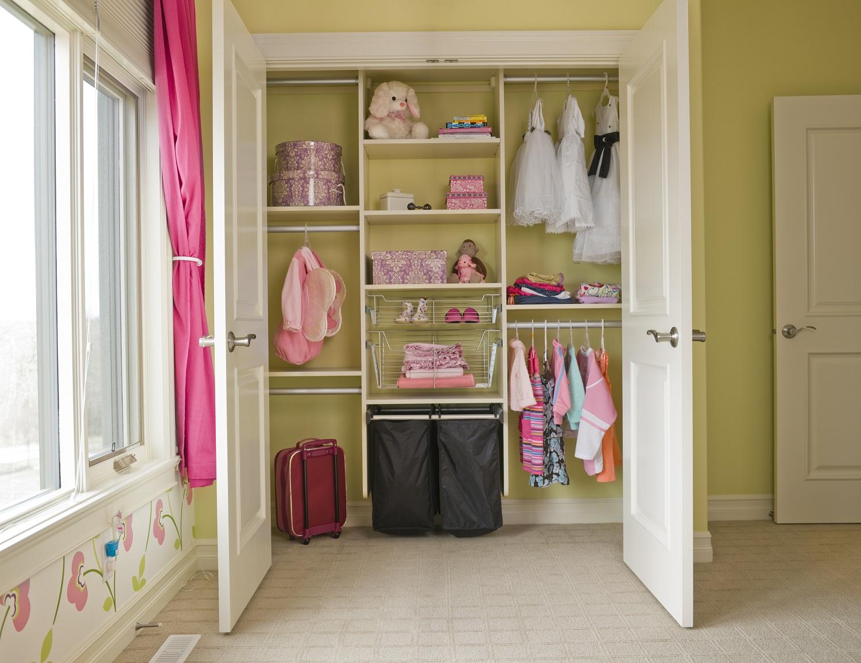 Система хранения вещей для детской своими руками 1