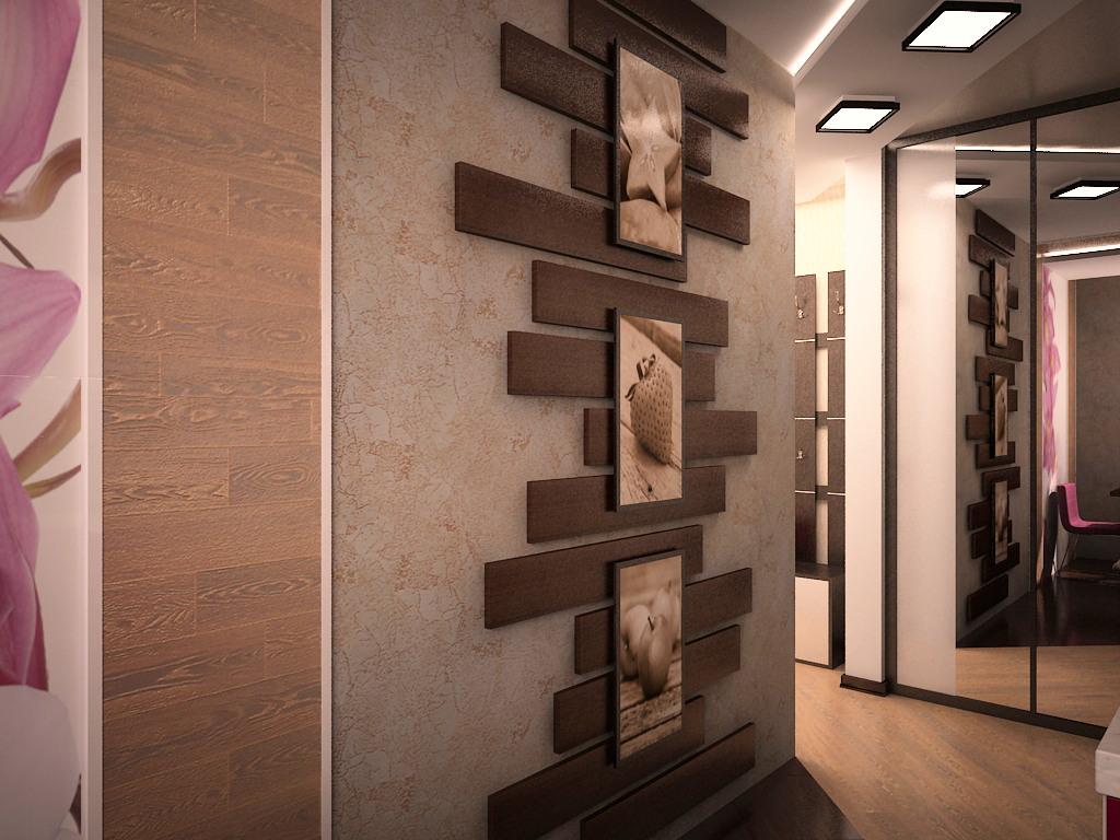 фото дизайн коридоров в квартире фото в панельном доме