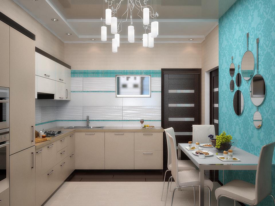 Дизайн кухни 10 кв.м с балконом дизайн кухни - фото, описани.