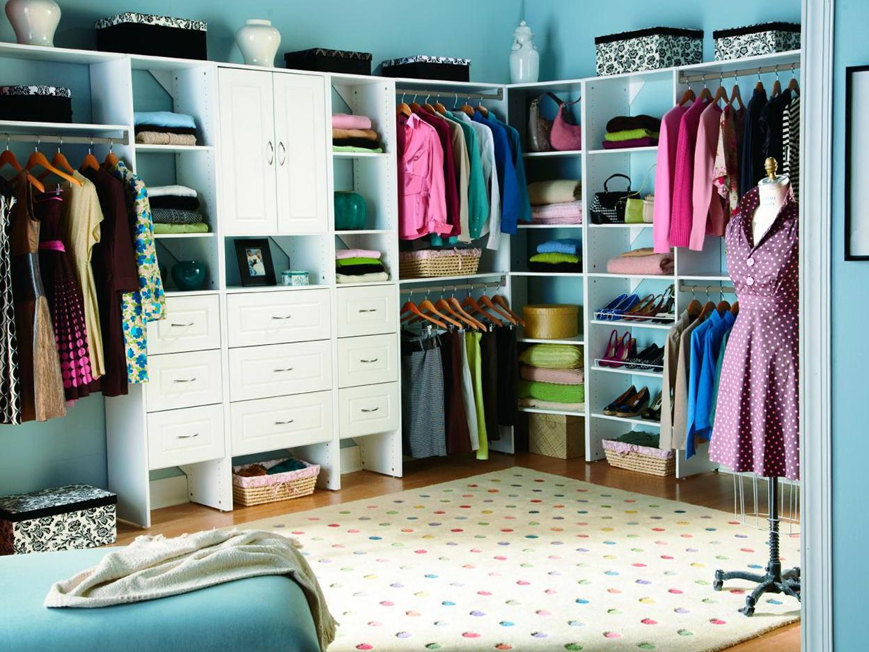 Как сделать свой гардероб 785
