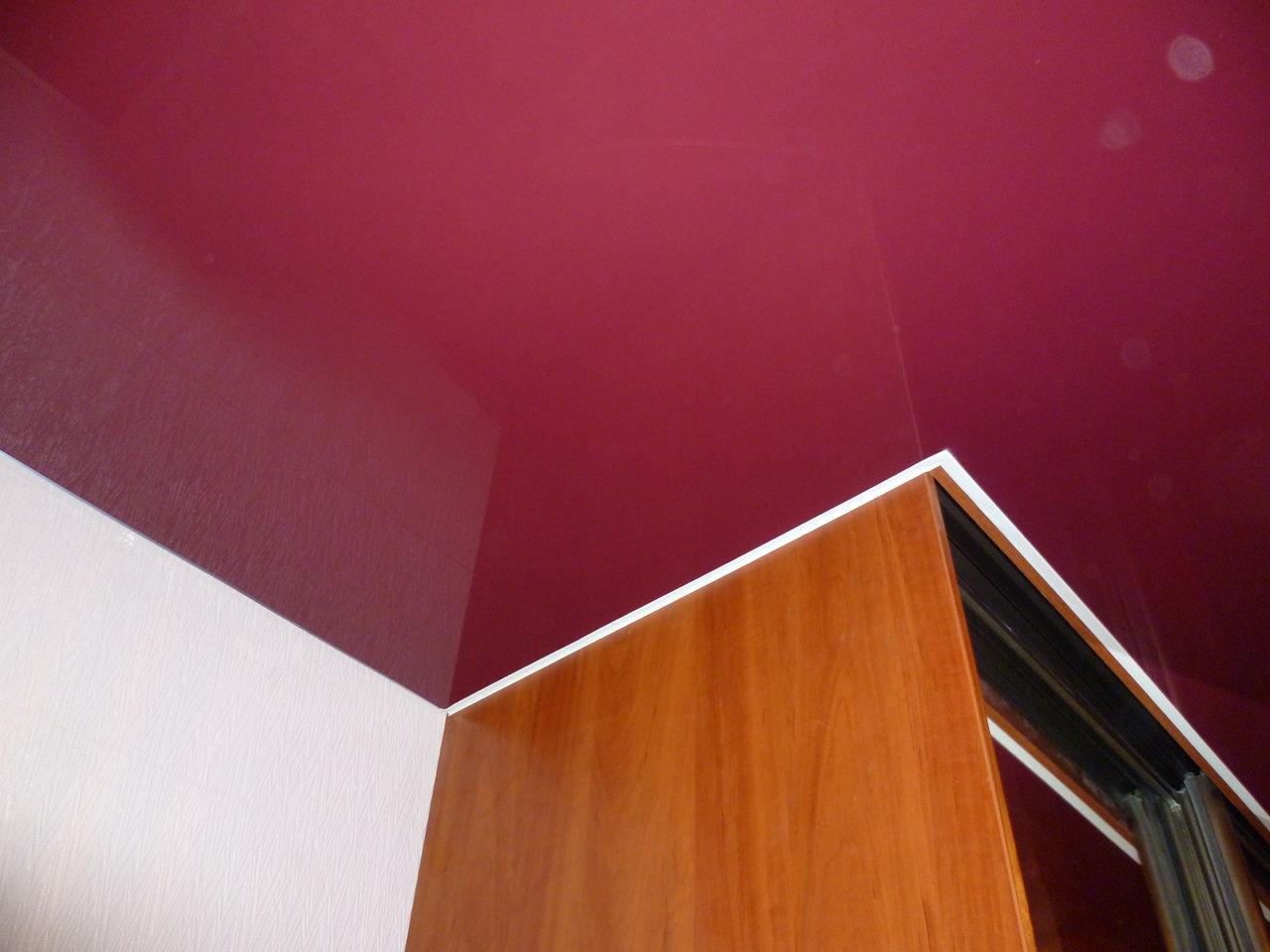 Как сделать закладную под шкаф купе в натяжном потолке