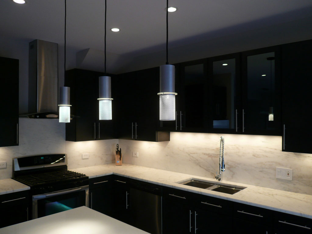Черная кухня в интерьере фото дизайнерских задумок