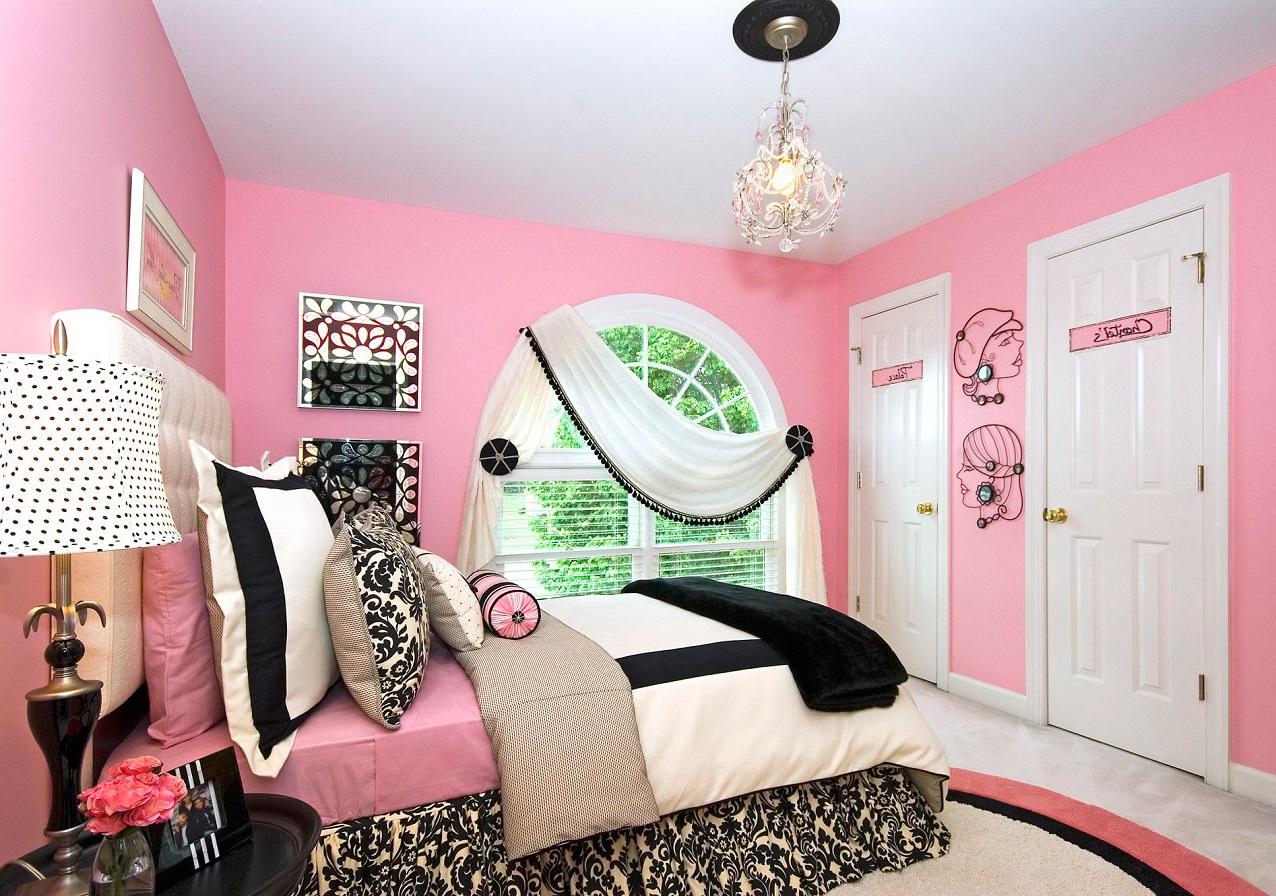 Красивая комната для девочки подростка своими руками 98