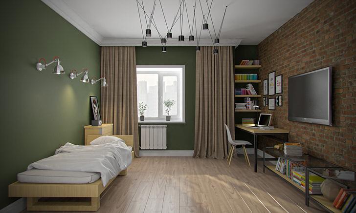 Дизайн детской комнаты: идеальный вариант для мальчика рекомендации