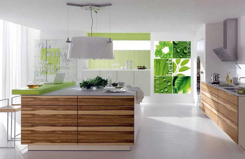 обои для маленькой кухни 70 фото методы зрительно увеличивающие