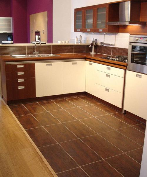Как лучше сделать пол на кухне 131