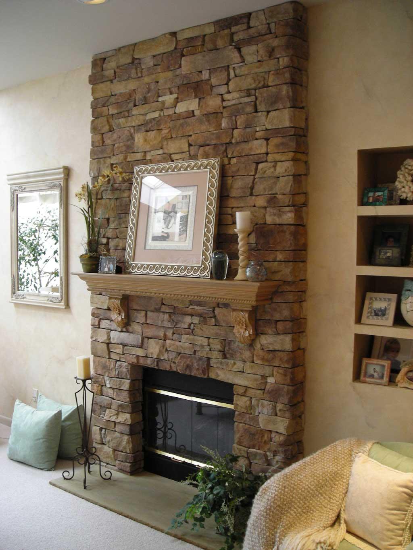 Камин в квартире интерьер своими руками фото
