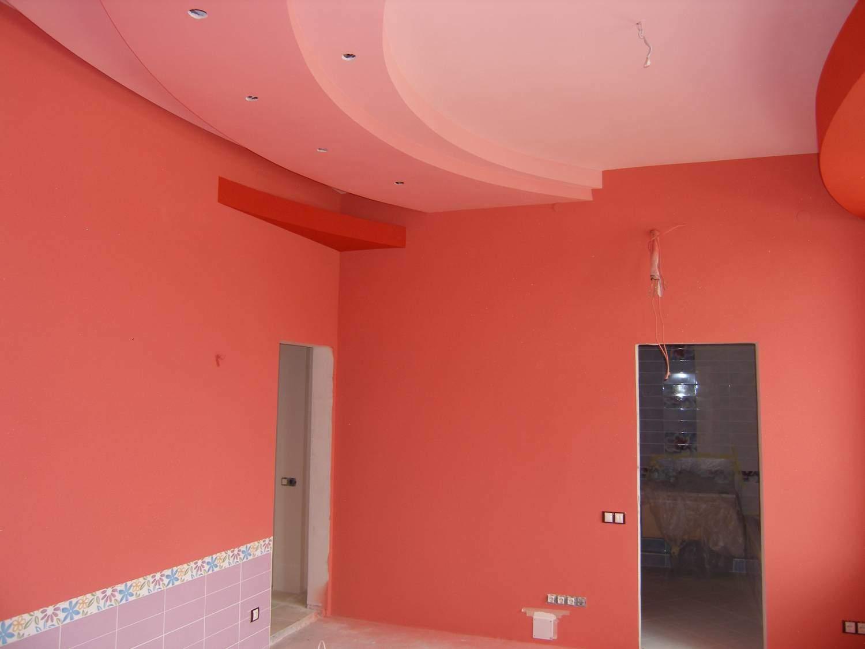 Ремонт стены и потолки