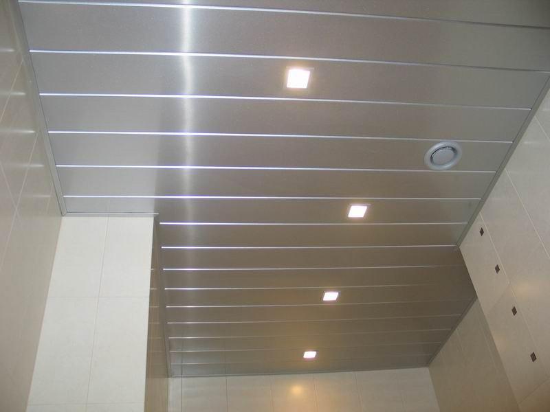 Потолок пвх на кухне своими руками фото 658