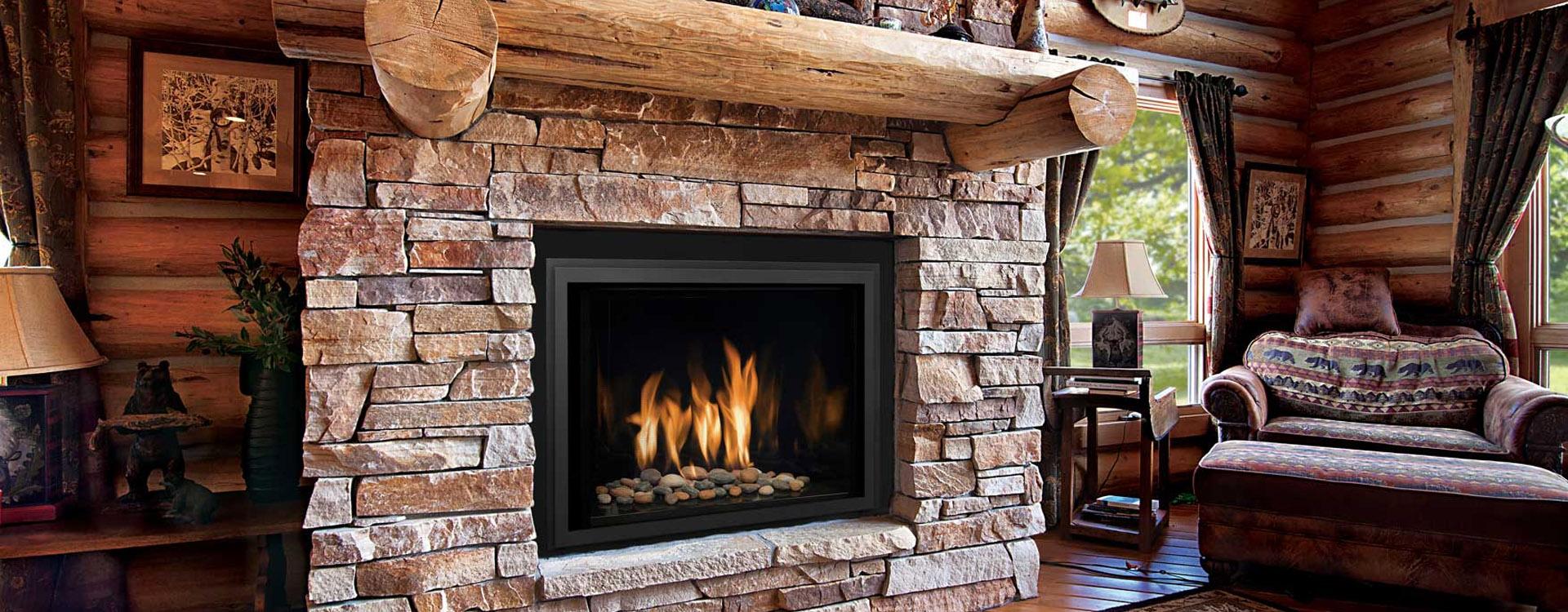 Варианты каминов для деревянного дома по типам топлива 39