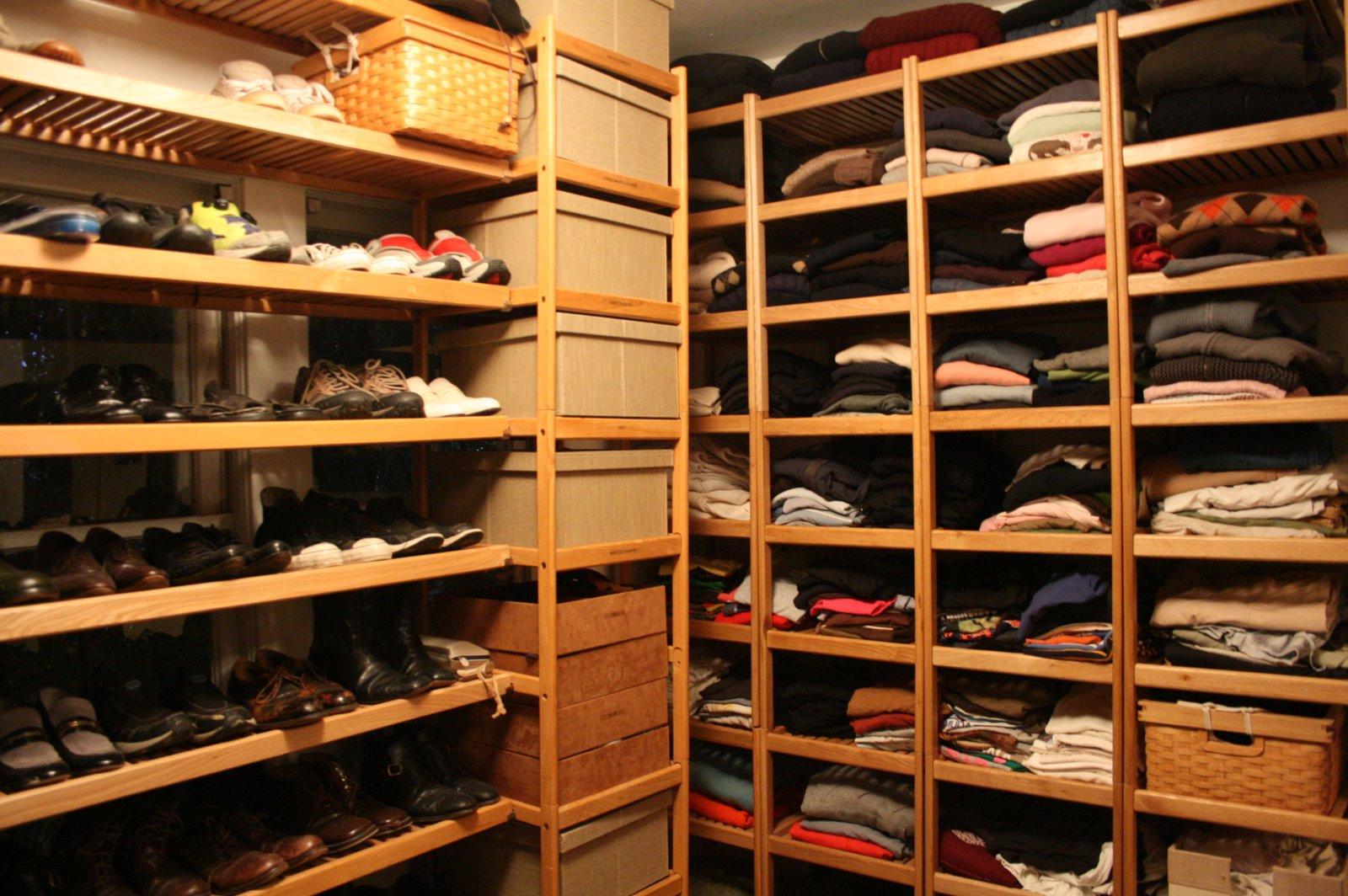 Как сделать гардеробную своими руками в домашних условиях из дерева 91