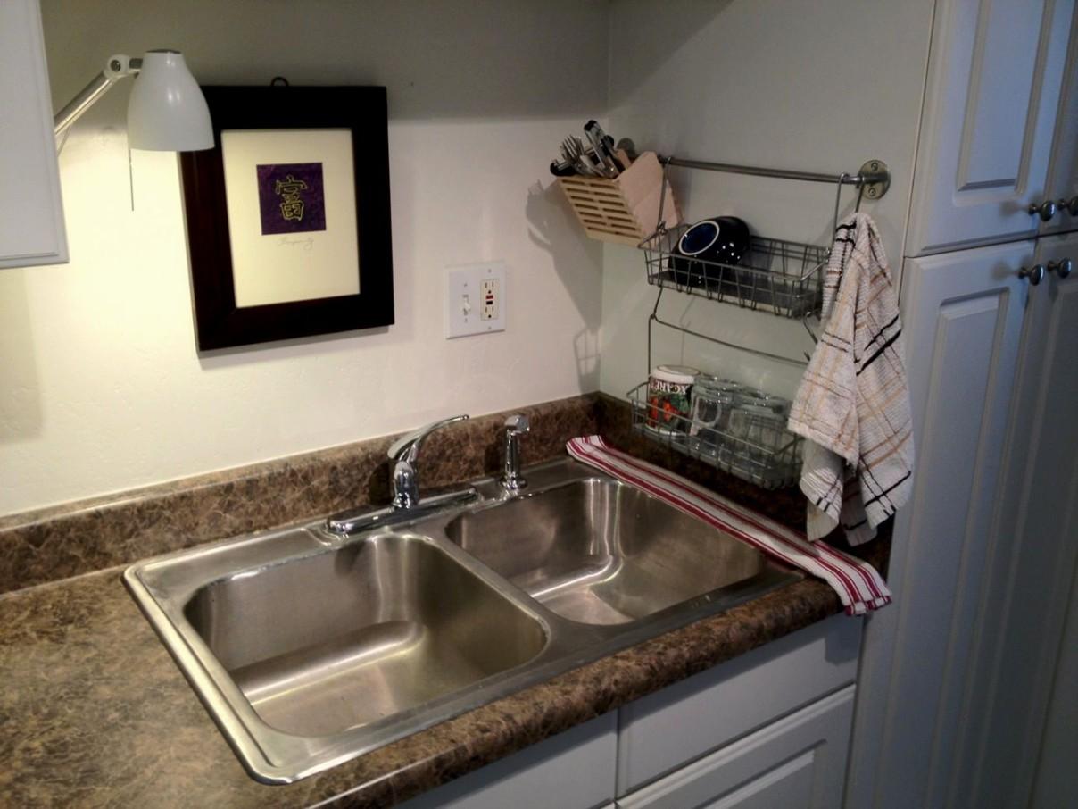 Кухня 4 кв метров дизайн с холодильником