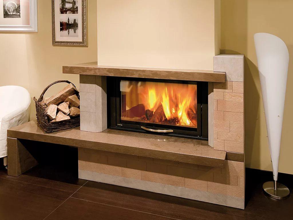 печка для дачи без дымохода на дизельном топливе или газе