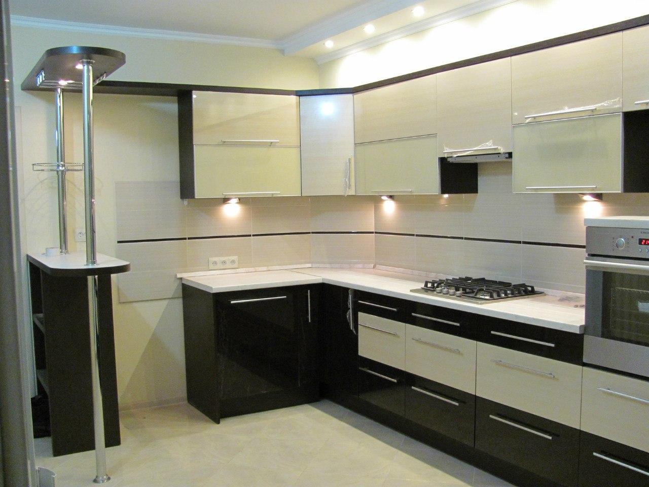угловая кухня с барной стойкой 56 фото дизайн кухонного гарнитура