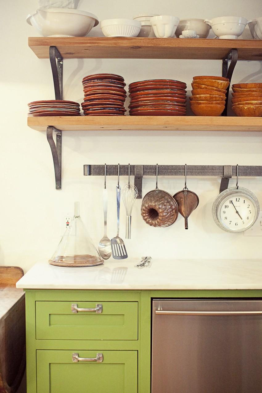 kitchen wall shelves - 736×1104