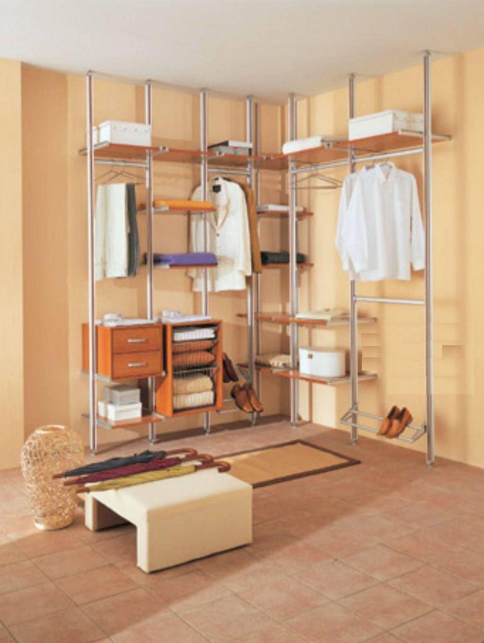 Стеллажная система гардероба, цена, купить в казани - tiu.ru.