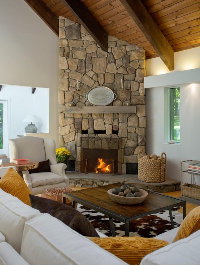 Электрические камины в интерьере дома электрокамин марина