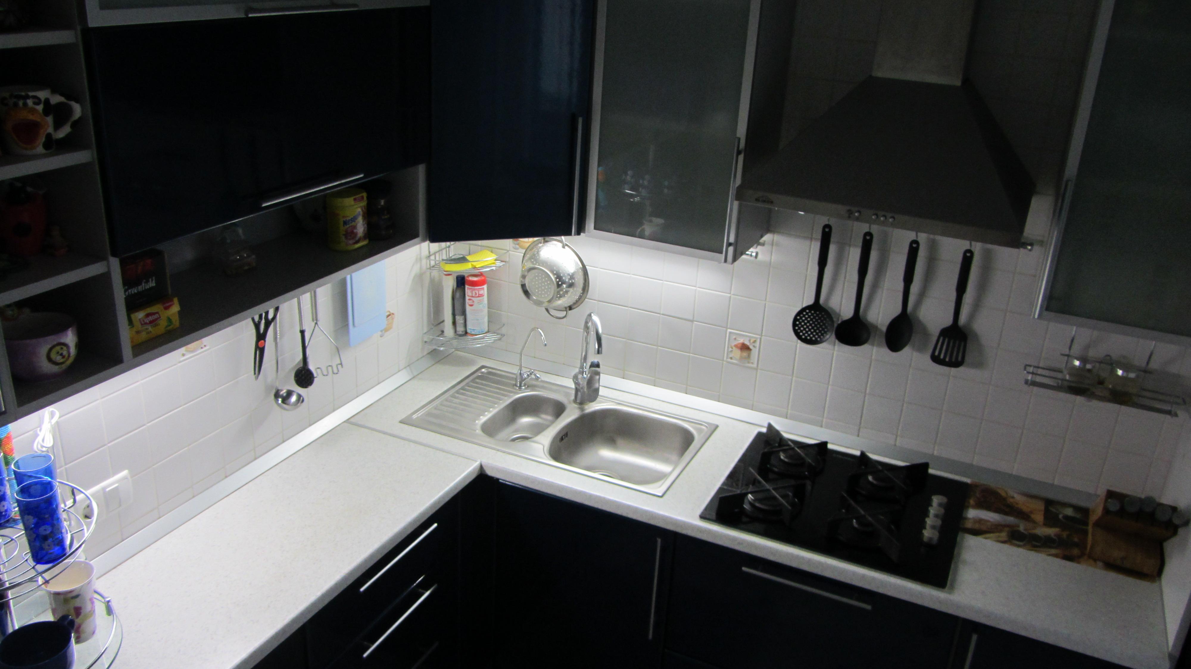 Кухонный шкаф под мойку угловой своими руками фото 376