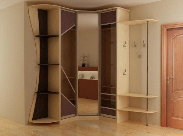 угловой шкаф купе в прихожую 67 фото идеи дизайна шкафа для