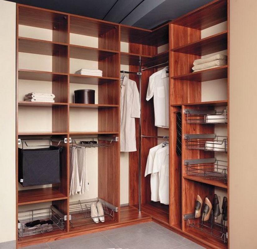 Угловые шкафы для спальни: особенности выбора дизайн интерье.
