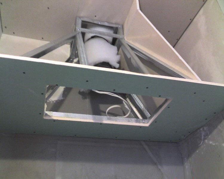 Сделать короб для вытяжки своими рук - Дизайн комнаты для двух разнополых детей - 75 фото для