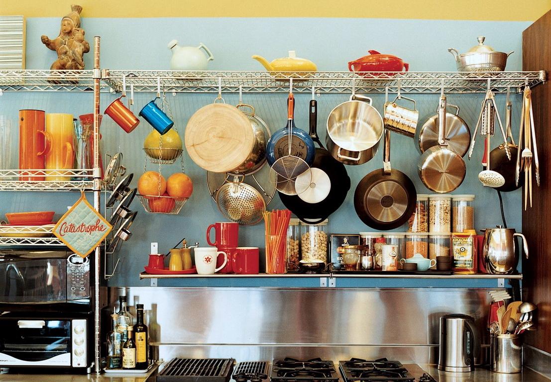 Все кухонные аксессуары на одной картинке