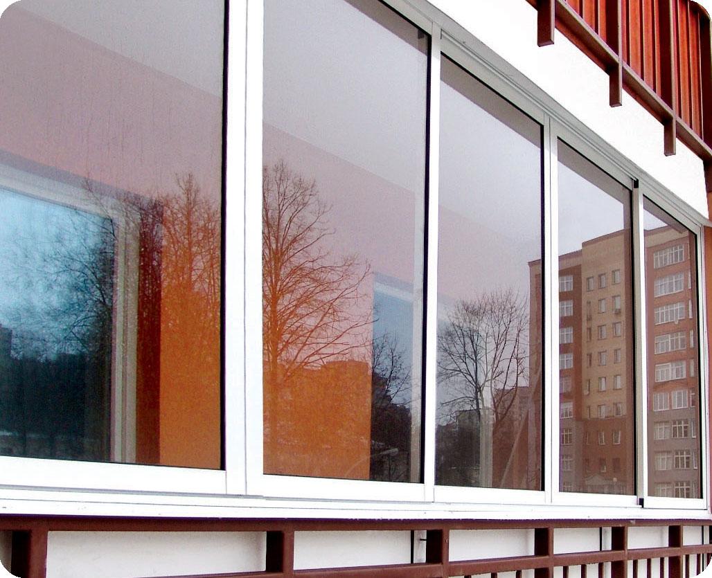 Аллюминевые остекление балконов внутренняя отделка балкона москва