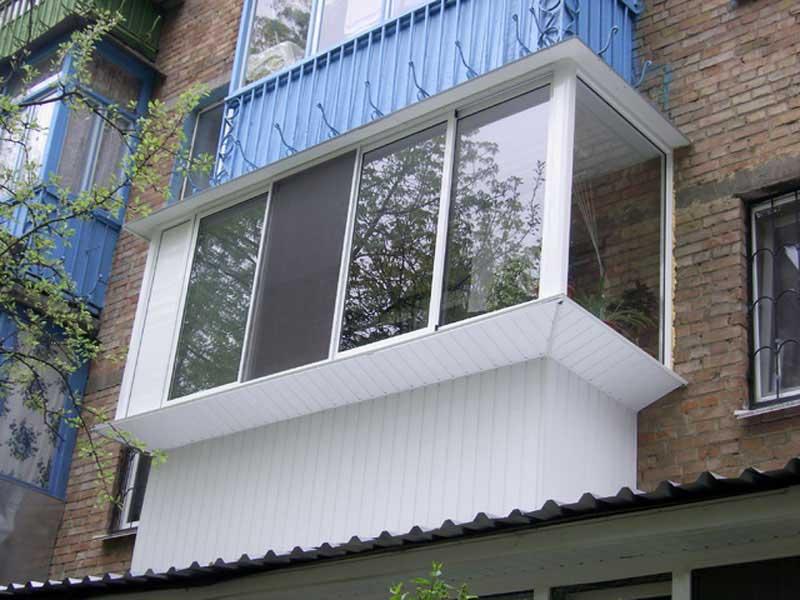 Металлический профиль для остекления балкона егорьевск остекление балконов