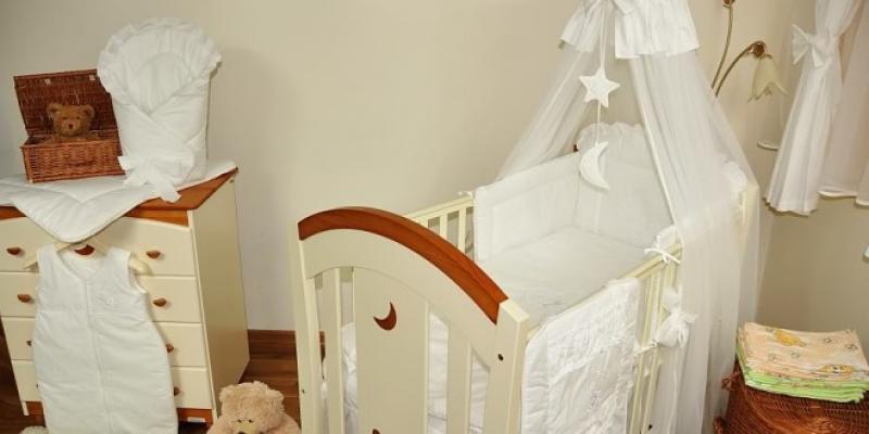 Балдахин для детской кровати своими руками пошагово