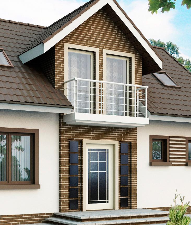 балкон дом