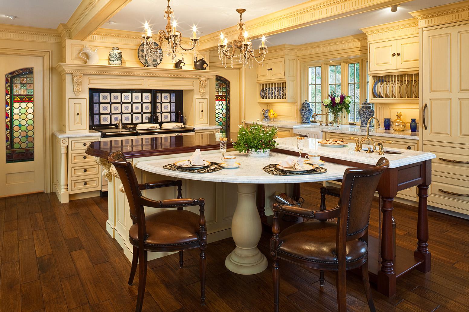 Дизайн кухни и столовой каталоги