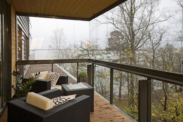 Безрамное остекление балконов (50 фото): отзывы о теплых сте.