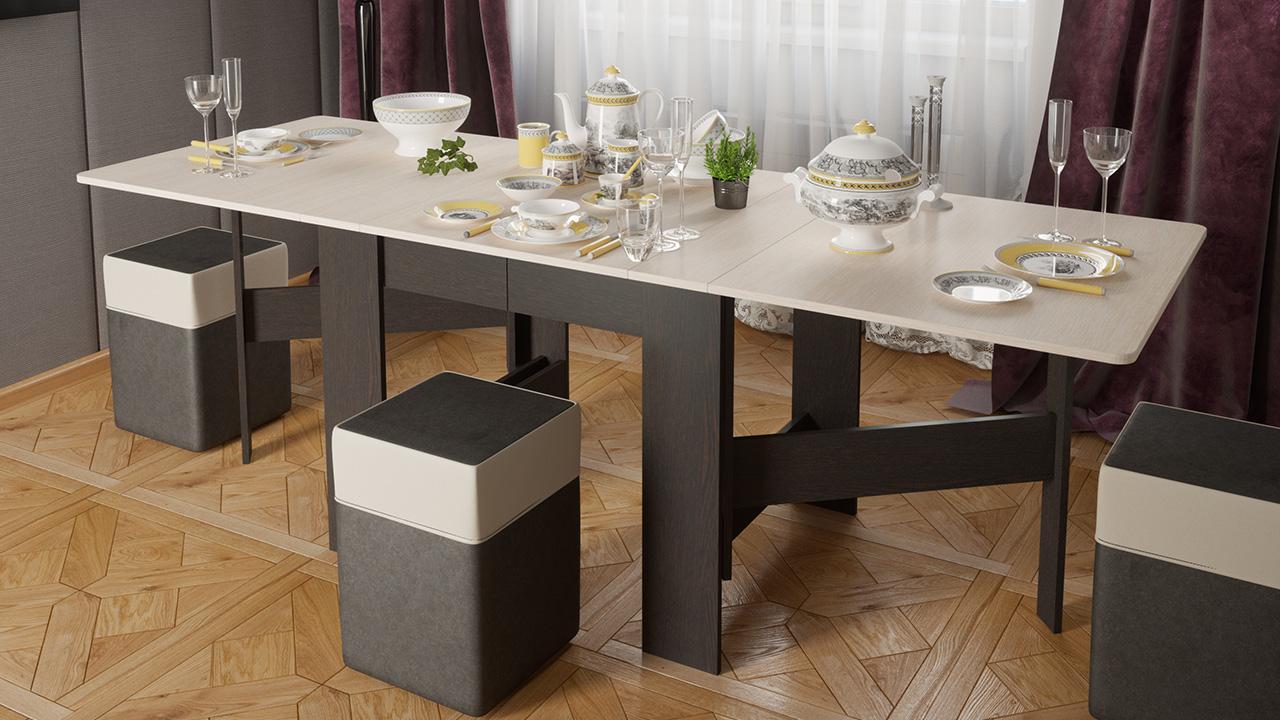 большой кухонный стол 36 фото дизайн кухни со столом на 10 человек