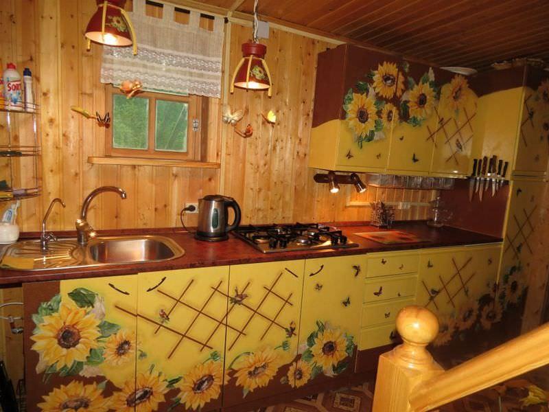Вторая жизнь старой кухни